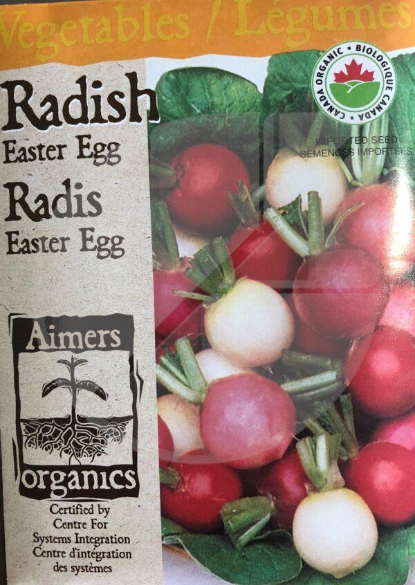 Radis 'Easter Egg' / 'Easter Egg' Radish - Pépinière