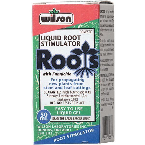 Liquide stimulateur de racines 50ml - Pépinière
