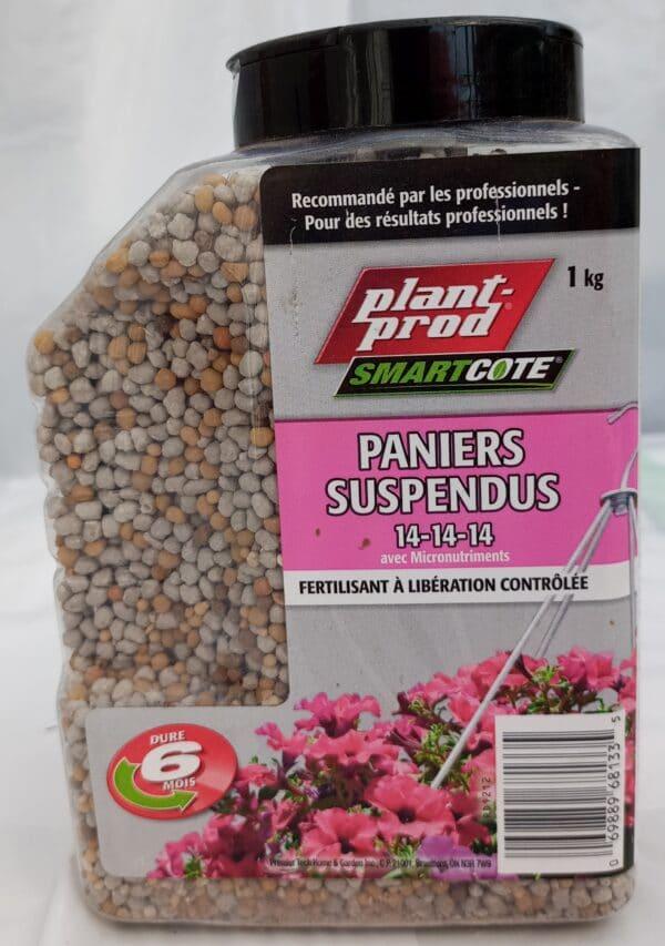 Plant Prod paniers suspendus 14-14-14 1Kg - Pépinière