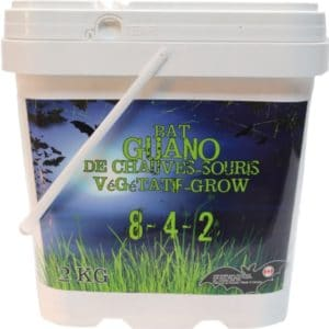 Guano de Chauves-Souris 8-4-2 - Pépinière