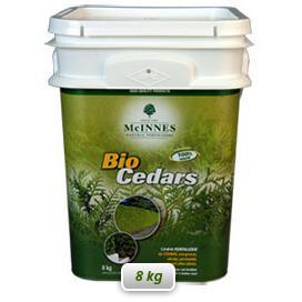 Bio-Cèdres 13-0-0 7kg - Pépinière
