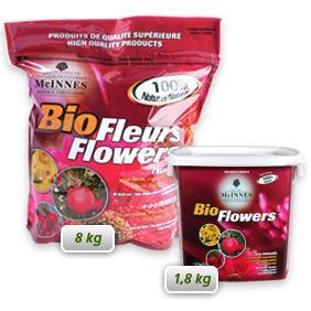 Bio-Fleurs 4-3-7 - Pépinière