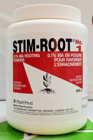 0,1% IBA en Poudre Pour Favoriser l'Enracinement 500 g / 0,1% IBA Rooting Powder 500 g - Pépinière